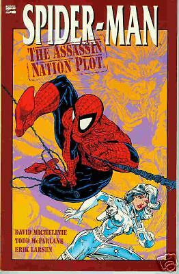 Spiderman: The AssassiNation Plot (TPB,USA)