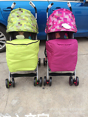 BD Universal Stroller Pushchairs Baby Carriage Windproof Cover Winter Windshield