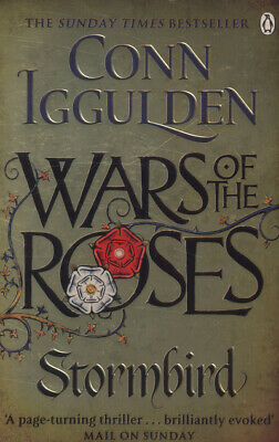 Wars of the roses: Stormbird by Conn Iggulden (Paperback)