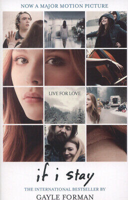 If I stay by Gayle Forman (Paperback)