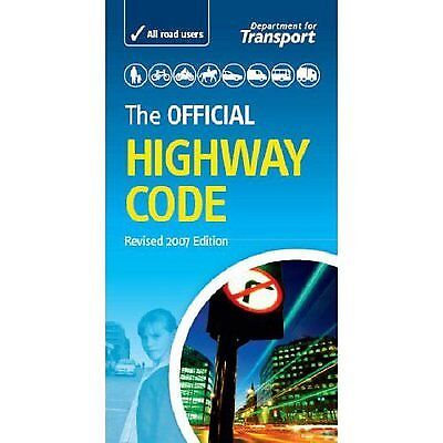 The official highway code by Great Britain (Paperback)