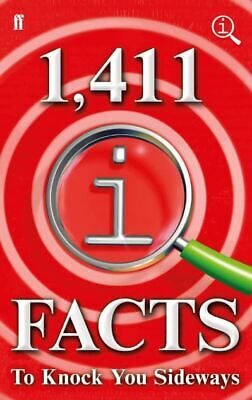 A quite interesting book: 1,411 QI facts to knock you sideways by John Lloyd
