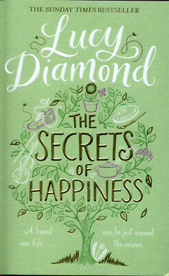 The secrets of happiness by Lucy Diamond (Paperback)