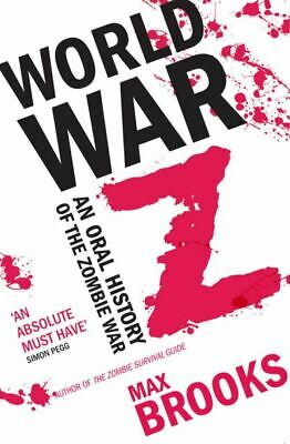World War Z by Max Brooks (Paperback)
