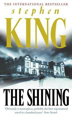 The shining by Stephen King (Paperback)