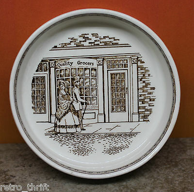 Adams Real English Ironstone Trinket Dish Jewelry Holder Made in England 1657