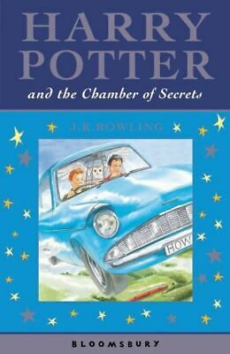 Harry Potter and the chamber of secrets by J.K. Rowling (Paperback) Great Value