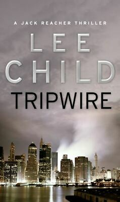 A Jack Reacher novel: Tripwire by Lee Child (Paperback)