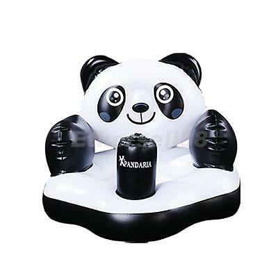 Inflatable Bath Chair Swimming Pool Blowup Seat Baby Shower Party Toy Panda