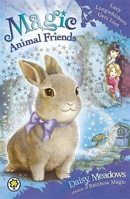 Magic animal friends: Lucy Longwhiskers gets lost by Daisy Meadows (Paperback)