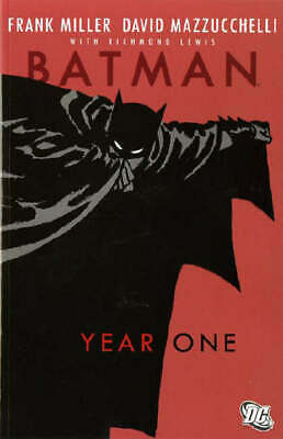 Batman. Year one by Frank Miller (Paperback)