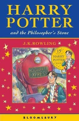 Harry Potter and the philosopher's stone by J.K. Rowling (Paperback)