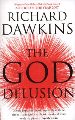 The God delusion by Richard Dawkins (Paperback)