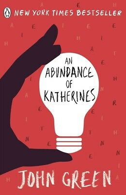An abundance of Katherines by John Green (Paperback)