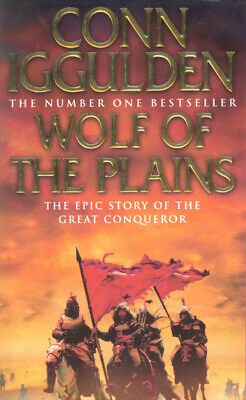 Wolf of the plains by Conn Iggulden (Paperback)
