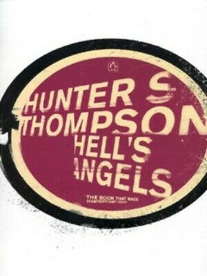 Hell's Angels by Hunter S. Thompson (Paperback)