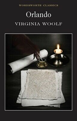 Wordsworth classics: Orlando: a biography by Virginia Woolf (Paperback)