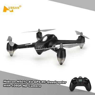 Hubsan X4 H501C Brushless With  1080P HD Camera GPS Hold Mode RC Quadcopter M1H9