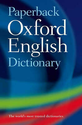 Paperback Oxford English dictionary by Oxford Dictionaries (Paperback)
