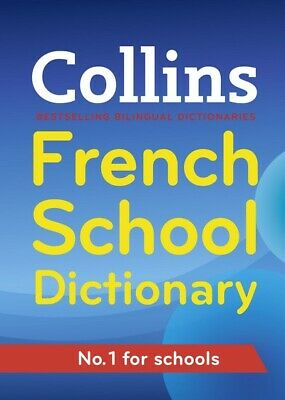 Collins French dictionary. (Paperback)