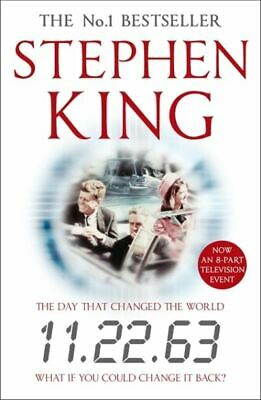 11.22.63 by Stephen King (Paperback)