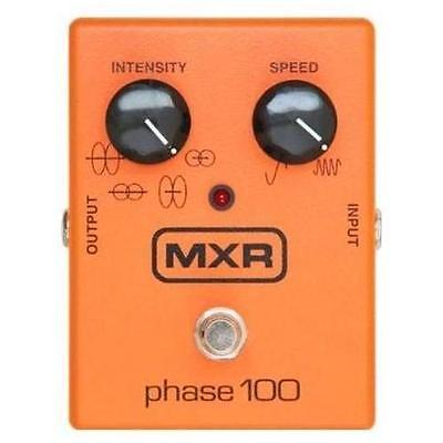 New Dunlop MXR M107 Phase 100 Phaser Guitar Effects Pedal!