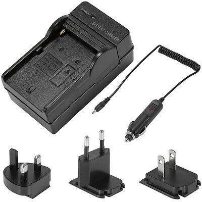 Neewer Black 4 In 1 Battery Charger Kit for Sony NP-F550/F750/F960/F330/F570