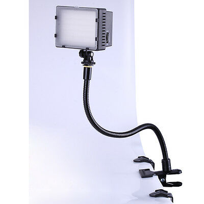 Neewer Photo Studio Lighting Light Stand Magic Clamp with Flexible Arm