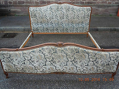 ANTIQUE FRENCH corbeille styl Louis Philippe SUPER KING Size bed