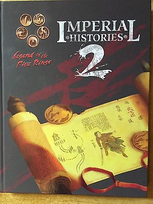 AEG L5R LEGEND OF THE FIVE RINGS : Imperial Histories 2 BOOK