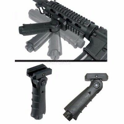 Tactical Fore-Grip Rail Weaver ForeGrip Adjustable Vertical Picatinny