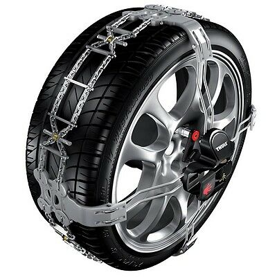 KONIG-THULE SNOW CHAINS THULE K-SUMMIT GR 33 K33 205/55-17 0 mm THICKNESS 6A8