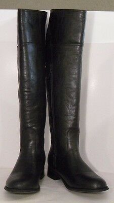 Women's Breckelle's  Equestrian Riding Boots Black Nwob Size 11