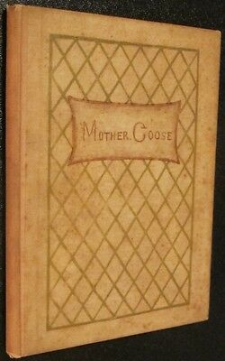 Classic Children's Mother Goose Nursery Rhymes Book,Kate Greenaway color illus.