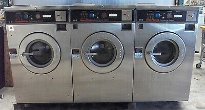 Front Load Washer Speed Queen SC25MD Single Phase