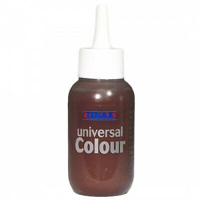 Brown 2.5 Oz. Universal Colouring Tint From Tenax