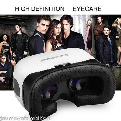 HD 1080P Virtual Reality 3D Occhiali VR Headset Glasses Video Movie Player WIFI