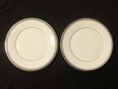 "Royal Doulton England PAVANNE H5095 9"" Luncheon Plate(s) Lot of 2"