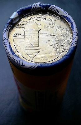 2009-P Puerto Rico State Quarter Mint Wrapped Roll - FREE COMBINED S/H