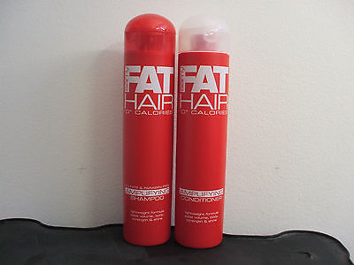 Samy, (Pack Of 2) Samy Fat Hair Amplifying ( Shampoo + Conditioner) X 300 Ml