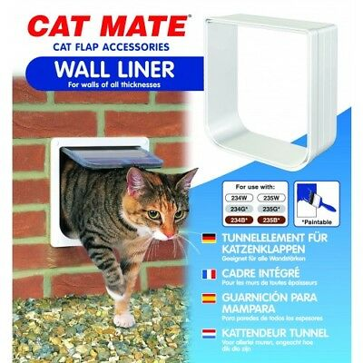 WALL LINER for CAT MATE 2 & 4 WAY LOCKING FLAPS