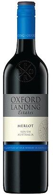 Oxford Landing Merlot 2015 (12 x 750mL), SA.