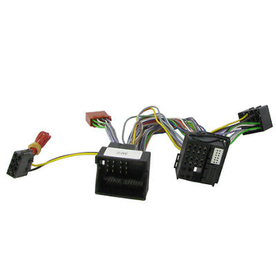 Ct10Bm05 Bmw 1-Series 2009 Onwards Quadlock Fakra Iso T-Harness Parrot Sot Lead