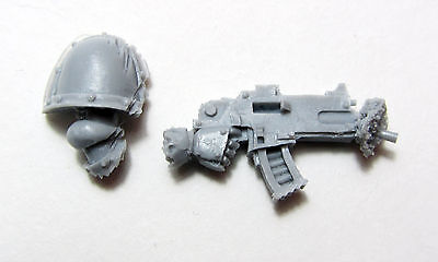 Warhammer 40K Forgeworld World Eater Kharn The Bloody Wounded Arm R Bits