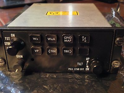 Bendix King EFIS Controller CP-466A w form 8130 from Olathe,  071-01438-0702,