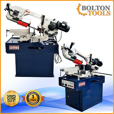 """Bolton Tools 9"""" x 12 3/8"""" Metal Cutting Band Saw BS-315G"""