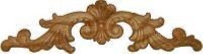 Decorative Ornament - Oak - Hand Carved Wood Ornament