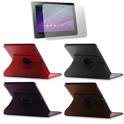"Samsung Galaxy Note 10.1""N8000/N8010/N8013 Rotating Leather Case Cover/Protector"