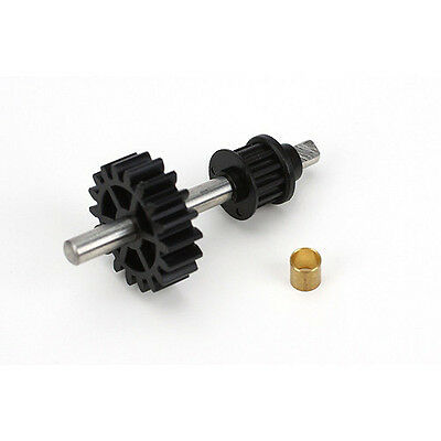 Blade 450 3D / X Tail Drive Gear/Pulley Assembly BLH1655