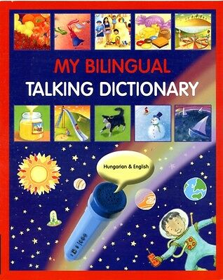 My Bilingual Talking Dictionary in Hungarian and English (Paperback), Mantra Li.